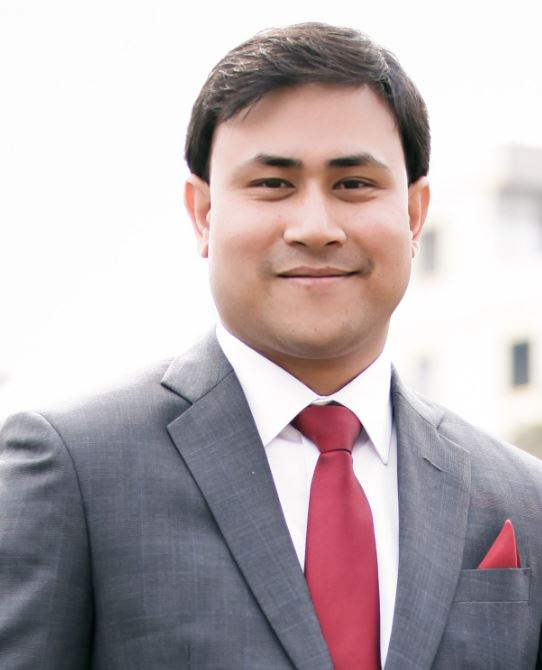 Picture of Sudhir Shrestha
